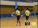 ソフトテニス ハイジャパ2009 準決勝(2)