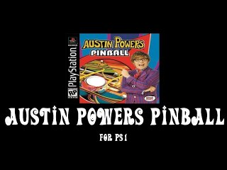 Austin Powers Pinball Review in 5 Words (Asylum Project Shorts)
