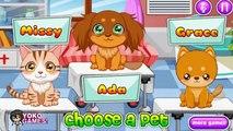Y animación bebé Cuidado dibujos animados médico divertido Juegos Niños mascota con Hospital de animales