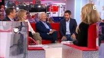Manu Payet évoque avec Michel Drucker les soirées où il abuse... de l'alcool !