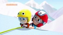 PAW Patrol Pups On Ice + Pups and the Snow Monster ,cartoons animated anime Tv series 2018 movies action comedy Fullhd season  - 1