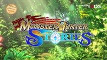 Monster Hunter Stories - Bande-annonce de lancement
