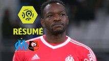 Olympique de Marseille - Stade Rennais FC (1-3)  - Résumé - (OM-SRFC) / 2017-18