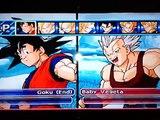 Como Fazer a Fusão do Gotenks/do Vegetto no Dragon Ball Z Budokai Tenkaichi 3 ps2