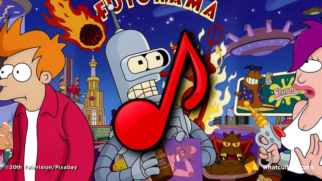 10 Mind-Blowing Fs You Never Knew About Futurama