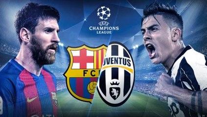 "Barcelona vs Juventus 13/9/2017 ""UEFA Champions League"" Full Stream"