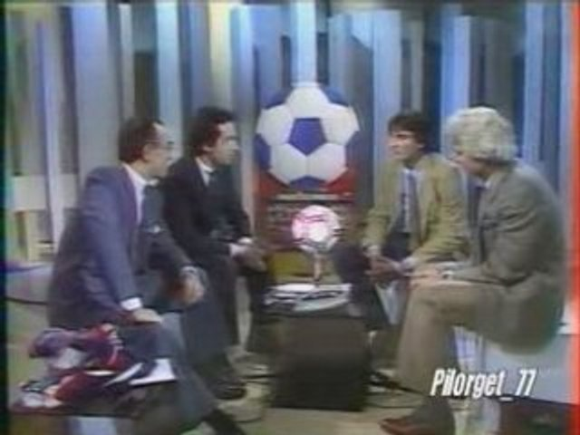 WATERSCHEI-PSG UEFA 82-83 partie 2
