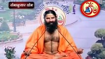 cure swelling with natural methods by Baba Ramdev Yoga – Видео
