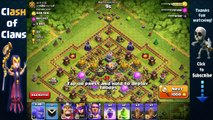 Clash of Clans - 30 Bowler Attack TH11! First Ever Bowler Attack!