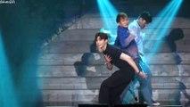 Lee Jong Suk lần đầu nhảy trong fanmeeting