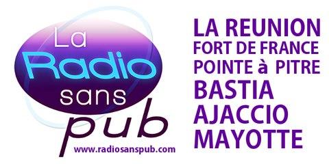 La Radio Sans Pub à La Réunion