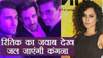 Hrithik Roshan IGNORES Kangana Ranaut Allegations, Parties with Karan Johar in London | FilmiBeat