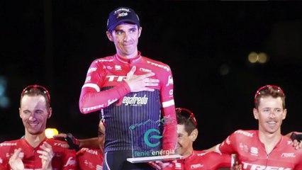 """La Vuelta 2017 - Alberto Contador : """"J'ai fait tout avec mon coeur (...) Je vous dis au revoir"""""""