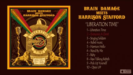 Brain Damage, Harrison Stafford - Liberation Time - #2 Everyone A Christ