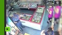 [Insolite] Quand le distributeur de billets résiste aux voleurs