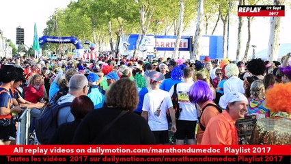 Replay avant départ 2 Marathon du Medoc 2017 / Before the start