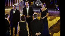 Prince William and Kate Middelton Romantic moment in Manhattan