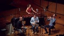 Musique traditionnelle Klezmer : Tatar Tanz par Les Flamants Noirs et Vassilena Serafimova (marimba)