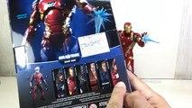 Amérique capitaine civile fer homme marque merveille film examen Sélectionnez jouet guerre 46 figure daction