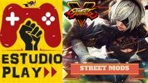 STREET FIGHTER - STREET MODS