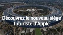 Apple se paye un vaisseau spatial