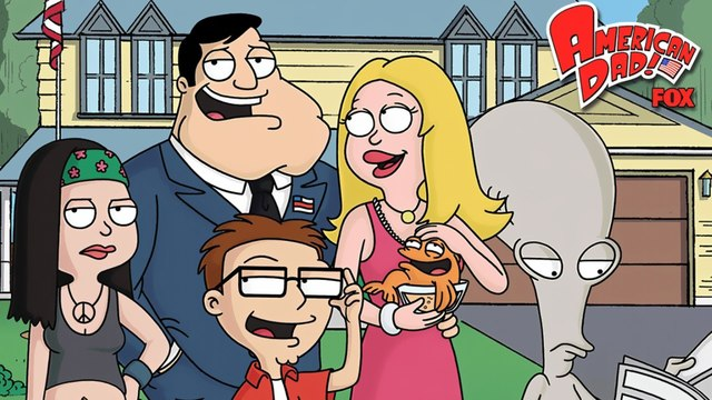 American Dad! Season 14 Episode 1 Full episode online