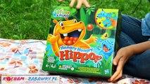 Hungry Hungry Hippos / Głodne Hipcie - gra zręcznościowa - 98936 - Recenzja