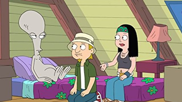 """Watch ~ American Dad! Season 13 Episode 22 - West to Mexico (ENG~SUB) 2017"""" S13,E22 - Streaming Online"""