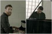 Messi, quel pianiste !