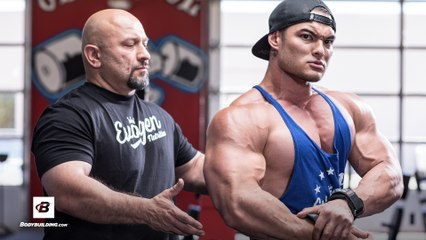 Program Overview | FST-7: Big and Ripped: Hany Rambod & 3x Physique Olympia Jeremy Buendia