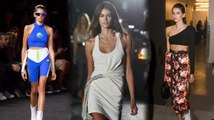 Kaia Gerber Breaks Through at Her Third NYFW Fashion Show