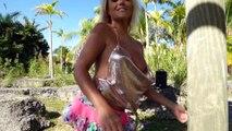 Jenny Scordamaglia Dance Sexy to DESPACITO SENSUAL Version -  Miami TV