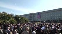 Pentagon'da 11 Eylül Saldırılarında Ölenler Anıldı - Washıngton