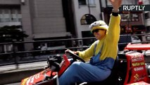 Now You Can Live Out Your Mario Kart Dreams on Tokyo's Streets