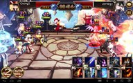 Myths7k Seven Knights - Teo in ion Legend arena + God of