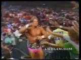 Lex Luger vs Undertaker as Mean Mark  (WCW)
