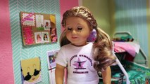 Lydia Tries Gymnastics?! - american girl doll stopmotion (AGSM) by White Fox Stopmotion