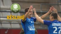 Stade de Reims - Stade Brestois 29 (0-1)  - Résumé - (REIMS-BREST) / 2017-18