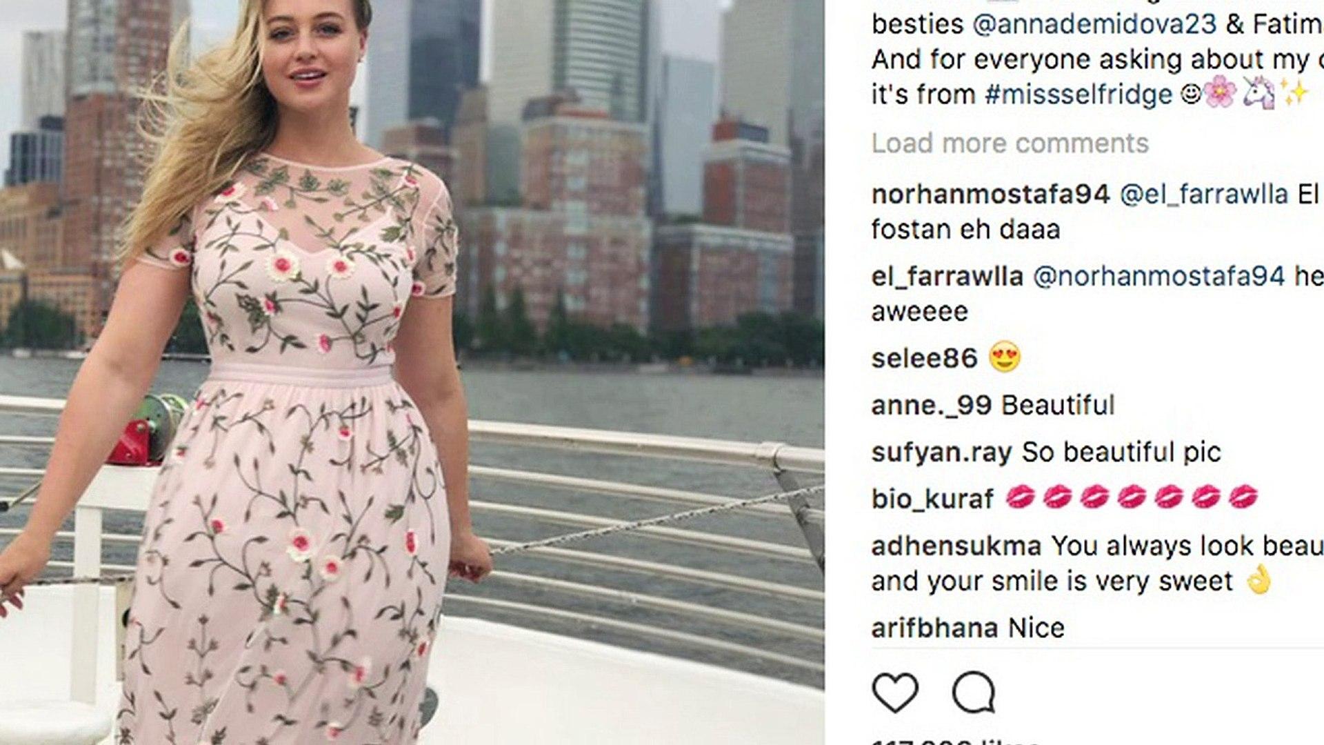 British fashion model waging war on unattainable beauty standard