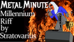 Millennium Riff by Stratovarius • Mile High Shred Metal Minute