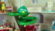 Five Little Pocoyo Friends Jumping on the Bed Nursery Rhyme | Pocoyo Pato Elly Loula Sleep