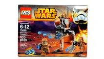 LEGO Star Wars Geonosis Troopers 75089 & Death Star Troopers 75034 Battlepack