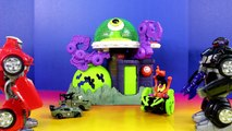 Disney Pixar Cars Army Car Lightning McQueen & Mater Save Toy Story Buzz Lightyear Imaginext Alien