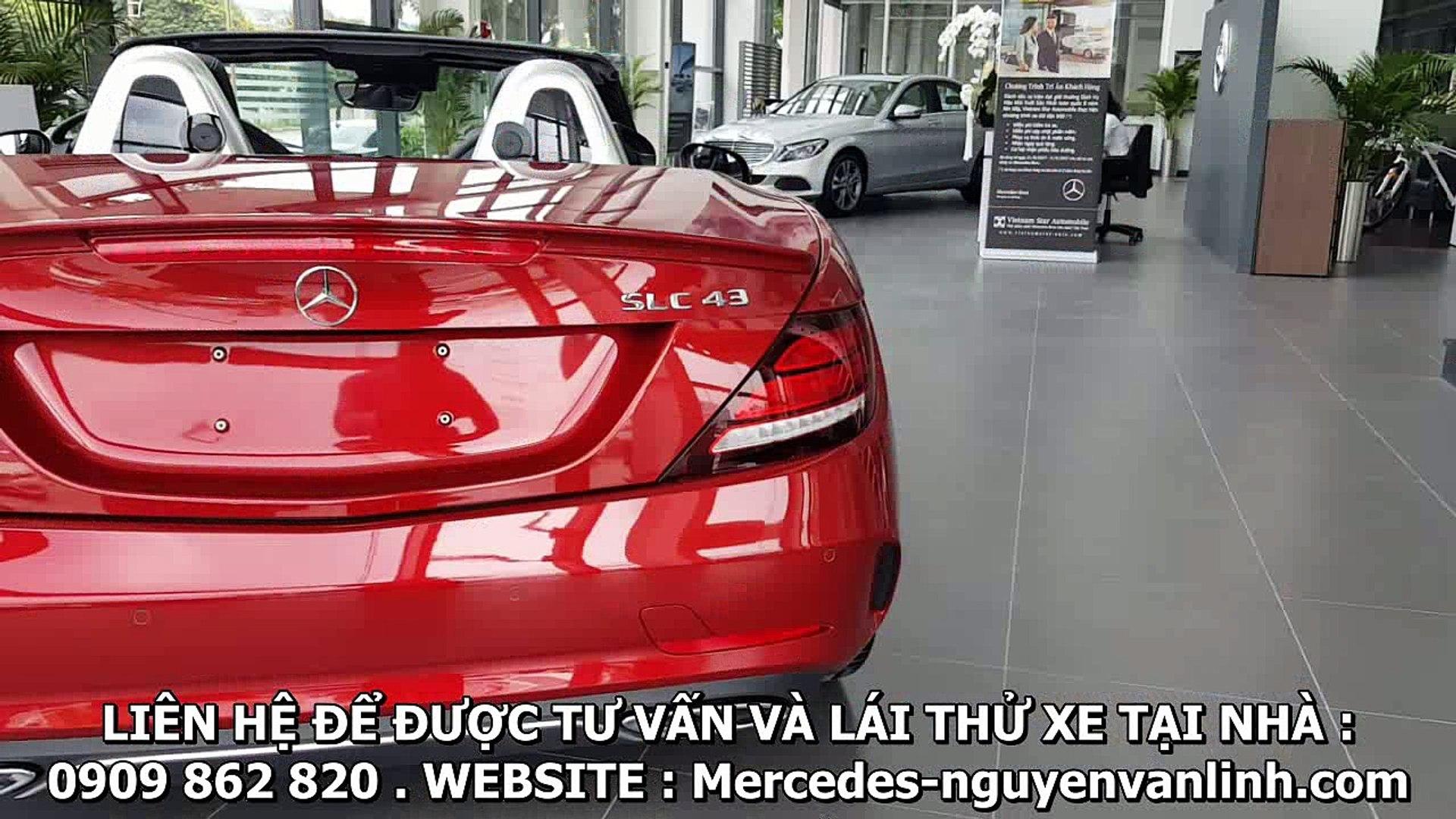 Mercedes SLC43 AMG tại Việt Nam , Liên hệ : 0909 862 820