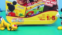 Café souris Pluton sommet jouets Mickey lego duplo minnie disneycartoys disney clubhouse di