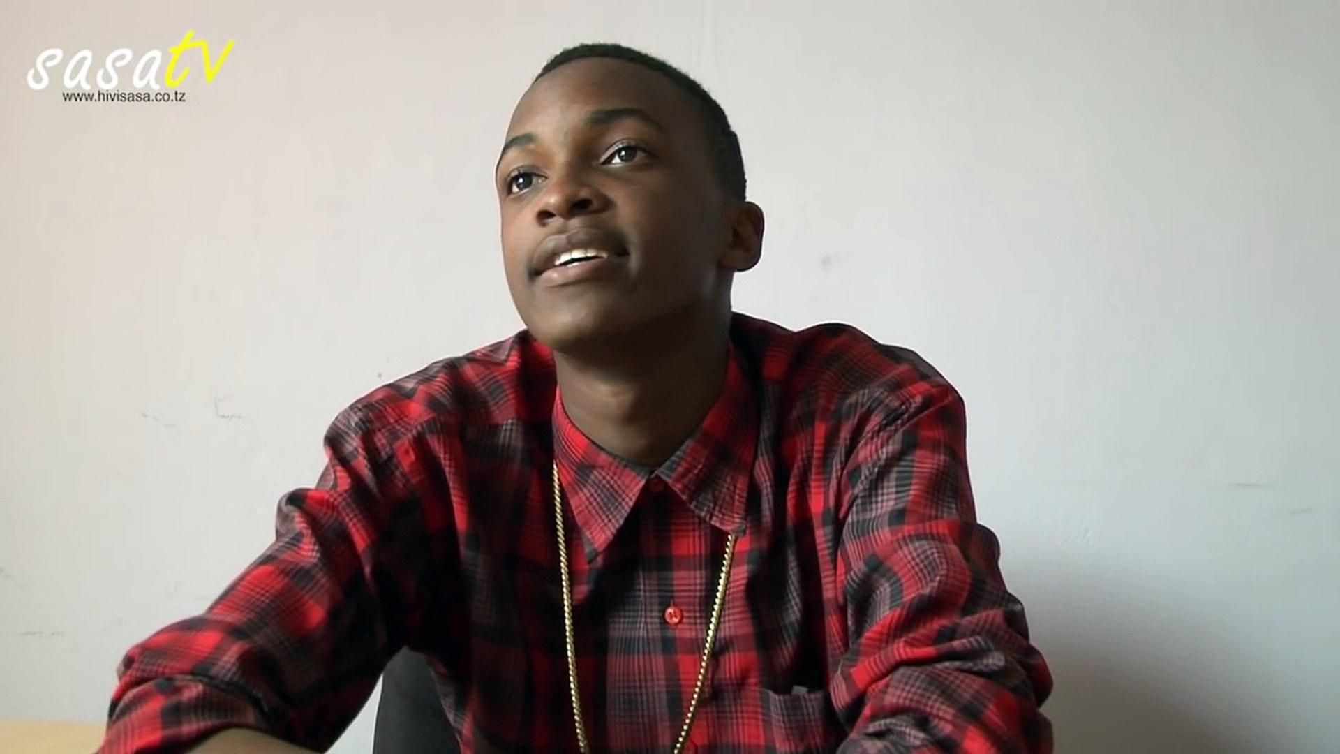 Mahojiano ya Sasa TV na Patrick (Bongo Movie)