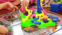 Anniversaire gâteau Géorgie des jeux content enfants cuisine jouer pâte à modeler jouet jouets vidéo doh