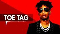 """TOE TAG"" Dark Trap Beat Instrumental 2017 