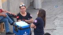 Motosikletli Kadın Zabıtalara Taksim'de Yoğun İlgi