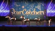 INCREDIBLE LITTLE BOYS Dancing - J CREW KIDS HIP HOP DANCE CREW 2015